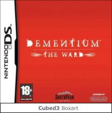 Box art for Dementium: The Ward