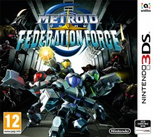 Box art for Metroid Prime: Federation Force