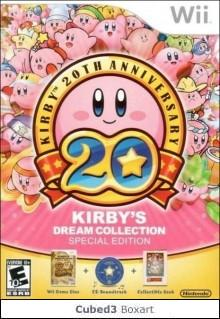 Box art for Kirby's Dream Collection: Special Edition