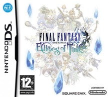 Box art for Final Fantasy Crystal Chronicles: Echoes of Time