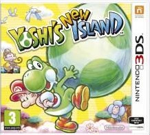 Box art for Yoshi's New Island