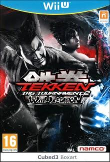 Box art for Tekken Tag Tournament 2: Wii U Edition