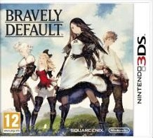 Box art for Bravely Default