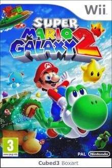 Box art for Super Mario Galaxy 2