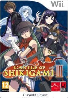 Box art for Castle of Shikigami III