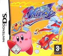 kirby mouse attack nintendo ds review page 1 cubed3. Black Bedroom Furniture Sets. Home Design Ideas