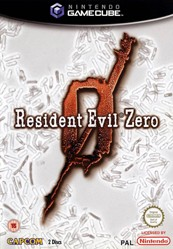 Box art for Resident Evil 0