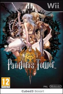 Box art for Pandora's Tower