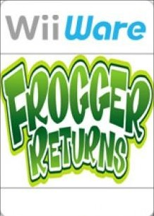 Box art for Frogger Returns