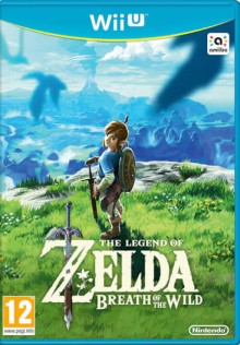 Box art for The Legend of Zelda: Breath of the Wild