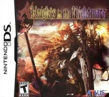 Box art for Knights in the Nightmare