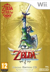 Box art for The Legend of Zelda: Skyward Sword