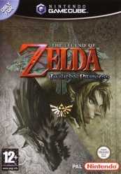 Box art for The Legend of Zelda: Twilight Princess