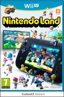 Box art for Nintendo Land