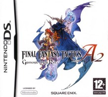 Box art for Final Fantasy Tactics A2