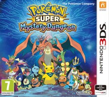 Box art for Pokémon Super Mystery Dungeon