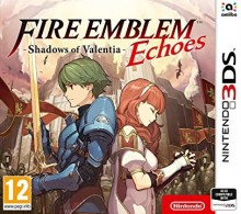 Box art for Fire Emblem Echoes: Shadows of Valentia