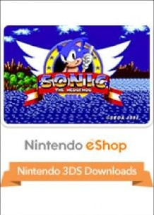 Box art for 3D Sonic the Hedgehog