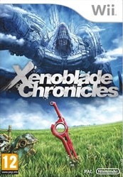 Box art for Xenoblade Chronicles