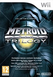 Box art for Metroid Prime Trilogy