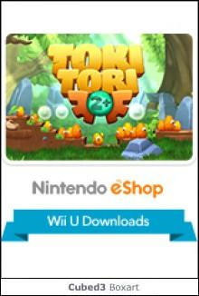 Box art for Toki Tori 2+