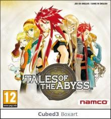 Box art for Tales of the Abyss