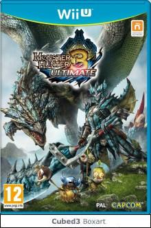Box art for Monster Hunter 3 Ultimate