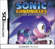Box art for Sonic Chronicles: The Dark Brotherhood