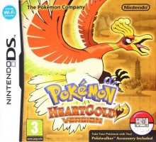 Box art for Pokémon HeartGold Version