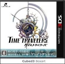 Box art for Time Travelers