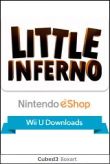 Box art for Little Inferno