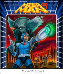 Box art for Mega Man 9