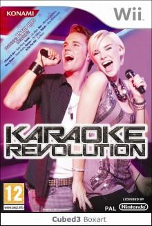 Box art for Karaoke Revolution