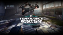 Box art for Tony Hawk's Pro Skater 1 + 2