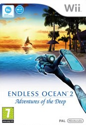 Box art for Endless Ocean 2: Adventures of the Deep