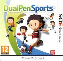 Box art for Dual Pen Sports