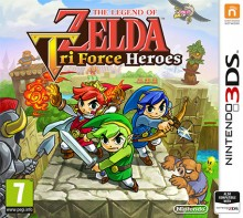 Box art for The Legend of Zelda: Tri Force Heroes