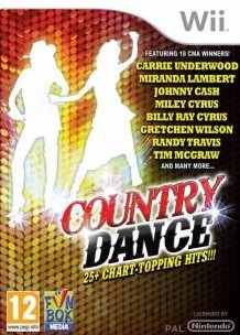 Box art for Country Dance