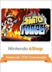 Box art for Mighty Switch Force! 2