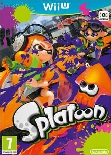 Box art for Splatoon