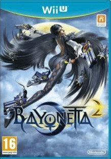 Box art for Bayonetta 2