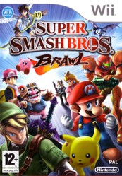 Box art for Super Smash Bros. Brawl