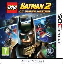Box art for LEGO Batman 2: DC Super Heroes
