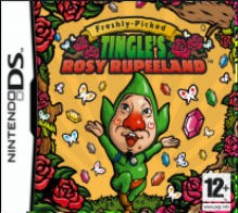 Box art for Freshly Picked Tingle's Rosy Rupeeland