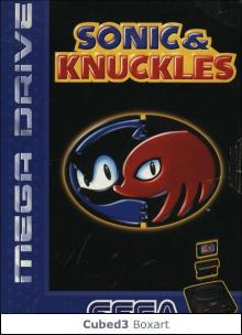 Box art for Sonic & Knuckles