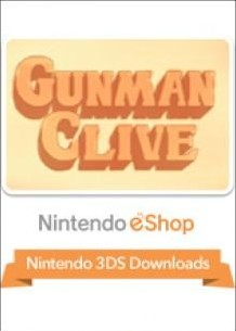 Box art for Gunman Clive