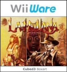 Box art for La-Mulana