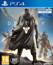Box art for Destiny