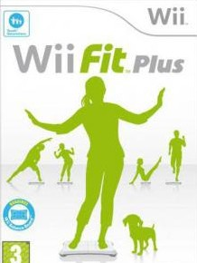 Box art for Wii Fit Plus