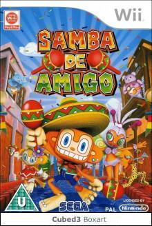 Box art for Samba de Amigo